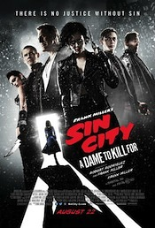 Sin City: A Dame To Kill box office