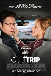 THE GUILT TRIP box office