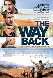 THE WAY BACK box office