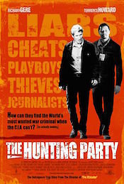 THE HUNTING PARTY box office