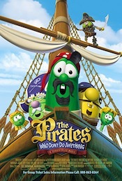 THE PIRATES WHO DON'T DO ANYTHING: A VEGGIE TALES MOVIE box office