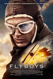 FLYBOYS james franco box office