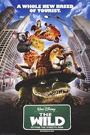 THE WILD movie disney