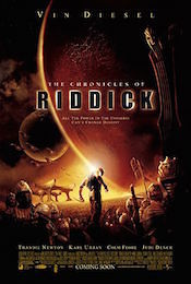 chronicles of riddick box office