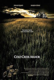 cold creek manor box office