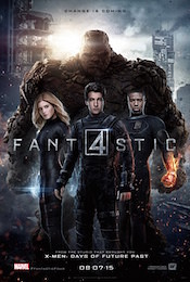 fantastic four box office 2015