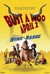 home on the range box office