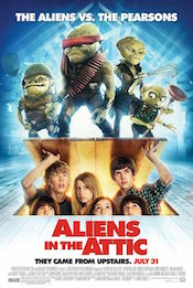 aliens in the attic box office