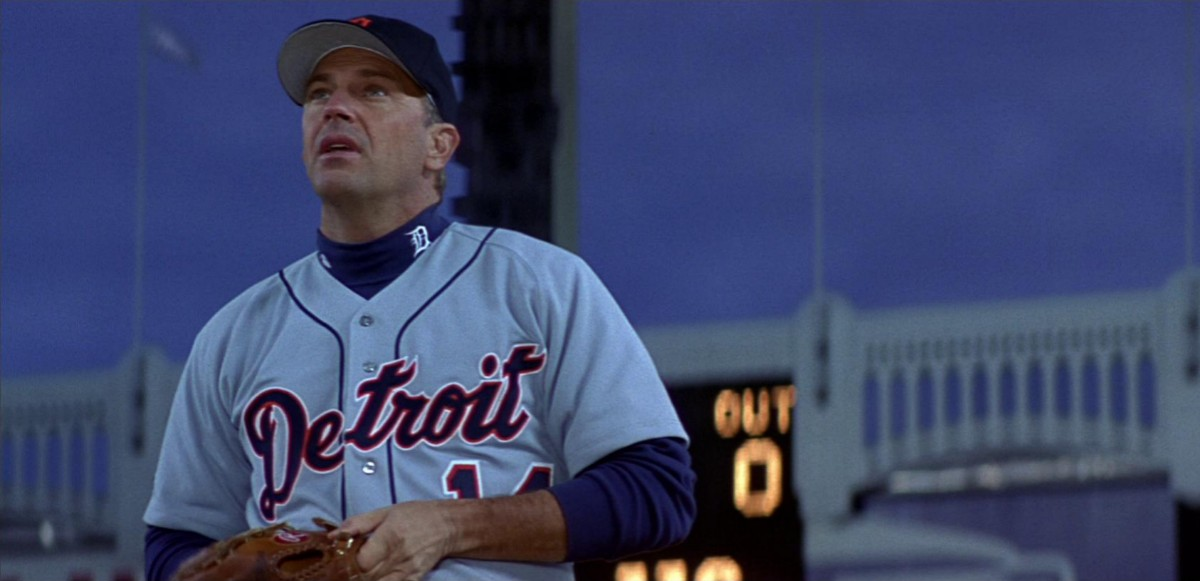for love of the game 1999 Costner