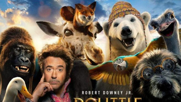 Dolittle movie gross, dolittle movie box office numbers
